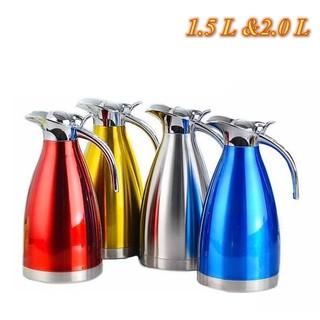 Bình nước giữ nhiệt nóng lạnh 1.5 lít và  2 lít thép không gỉ (1.5L & 2L)