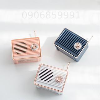 Loa Bluetooth mini CYKE phong cách Retro cổ điển (hearme)