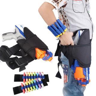 Túi đeo thắt lưng chiến thuật phi tiêu đeo tay cho đồ chơi Nerf