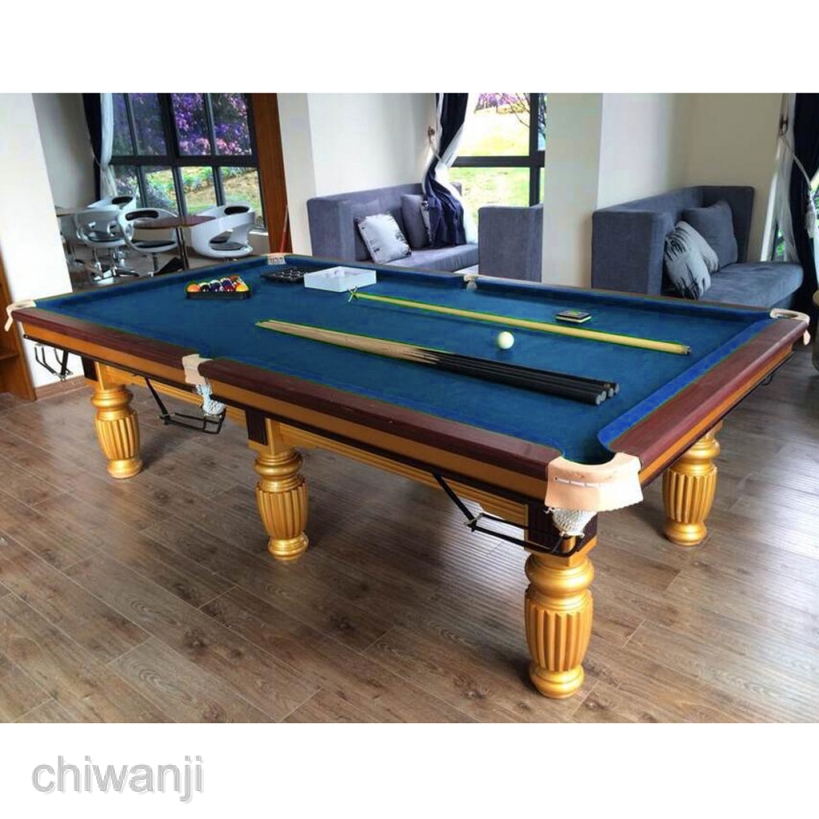 Wool Pool Table Cloth 9