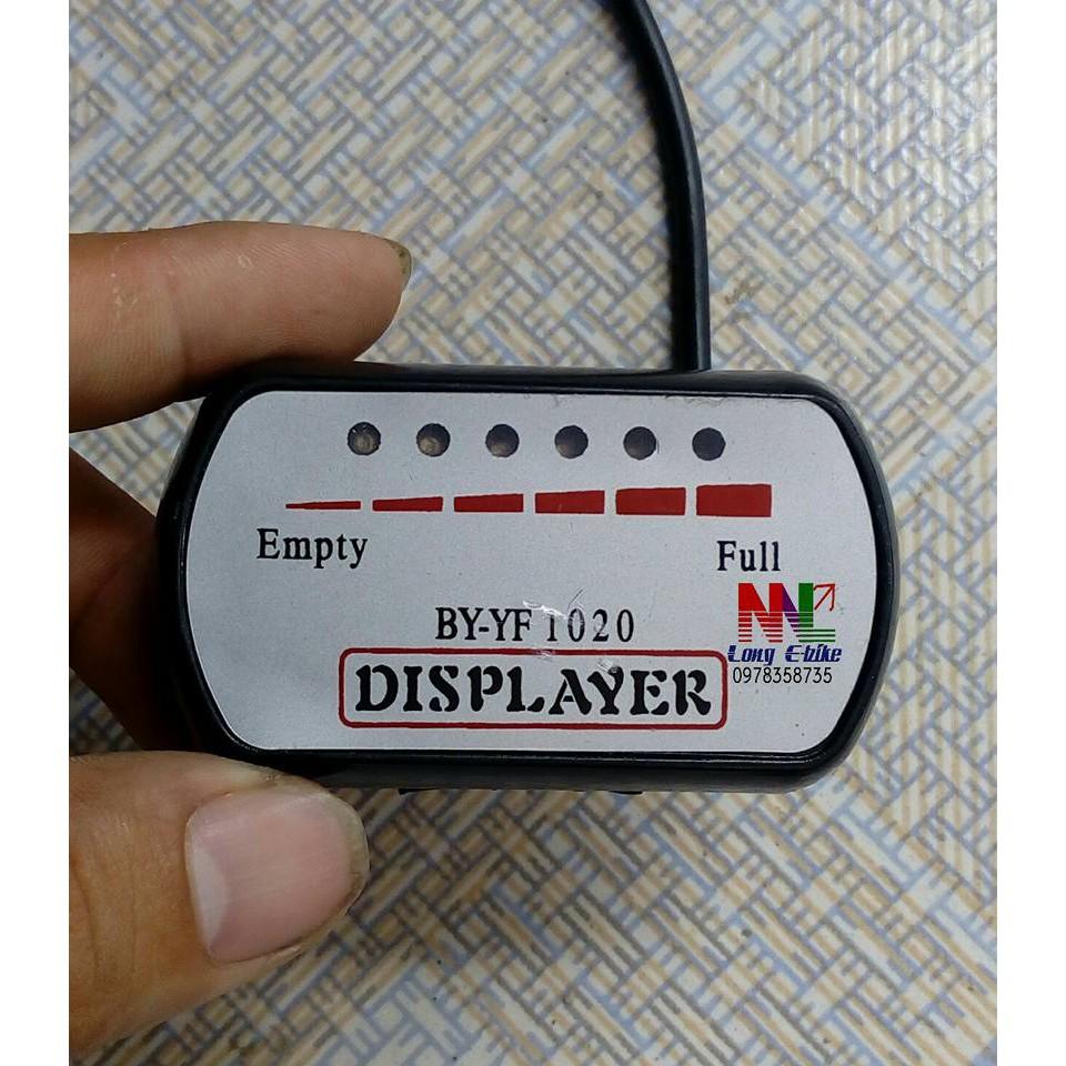 báo pin dành cho xe điện