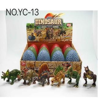 Bộ 12 quả trứng khủng long LOẠI TO
