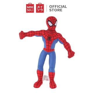 Đồ chơi nhồi bông Miniso siêu anh hùng Marvel - Hàng chính hãng