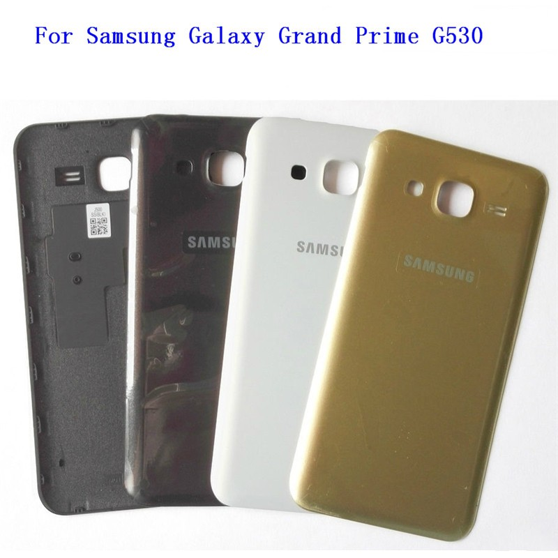 new product 4a5c2 5b00f 1Pcs Battery Back Cover Housing For Samsung Galaxy Grand Prime G530 ...