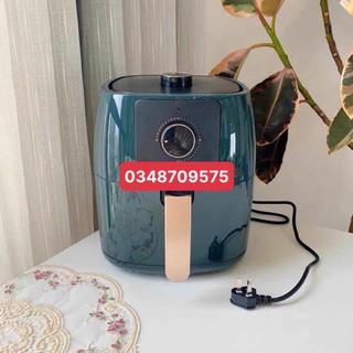 [Sẵn] Nồi chiên ko dầu HONGXIN 5.5l YJ- 302D màu XANH