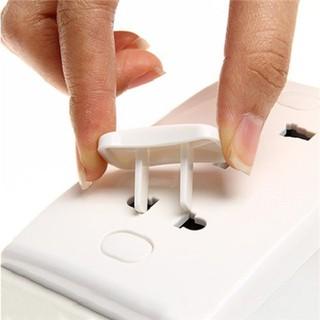 Combo 10 nút bịt ổ điện an toàn cho bé thumbnail