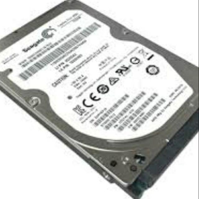 Hdd ổ cứng laptop 320g và 500G Giá chỉ 239.000₫