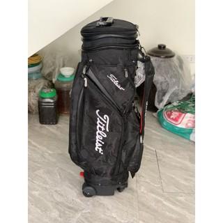 Túi golf bánh xe kéo titleist thumbnail