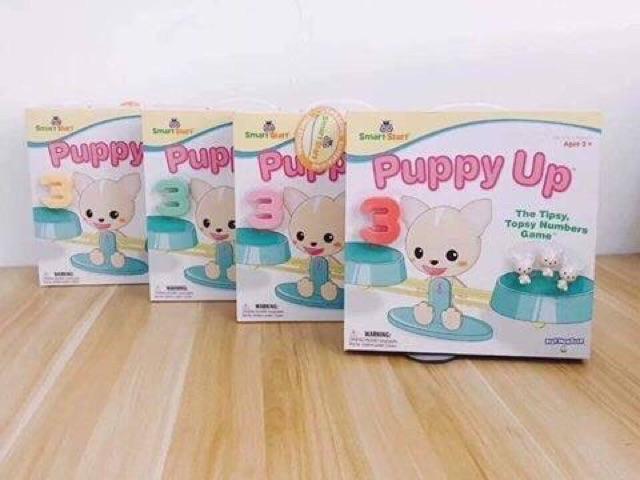 Bộ đồ chơi học toán PUPPY UP