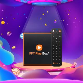 Đầu thu truyền hình kỹ thuật số FPT PlayBox+ 2020 1GB S500 T500 - Tivi Box - Hệ điều hành AndroidTV 10 - Bảo Hành 1 Năm thumbnail