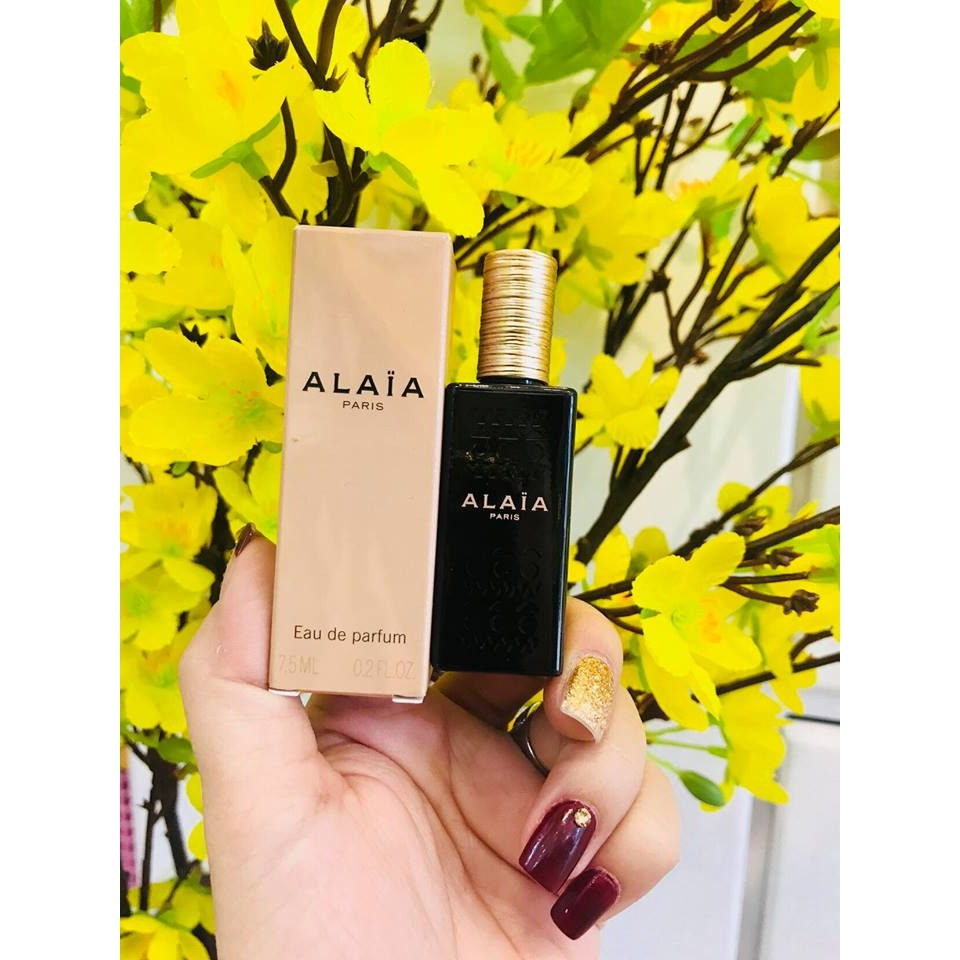 Nước Hoa Alaia Paris EDP [ mini 7.5ml ] - 3225267 , 874172202 , 322_874172202 , 370000 , Nuoc-Hoa-Alaia-Paris-EDP-mini-7.5ml--322_874172202 , shopee.vn , Nước Hoa Alaia Paris EDP [ mini 7.5ml ]