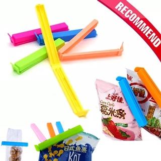 Kẹp khóa miệng túi bảo quản thực phẩm bằng nhựa tiệ thumbnail