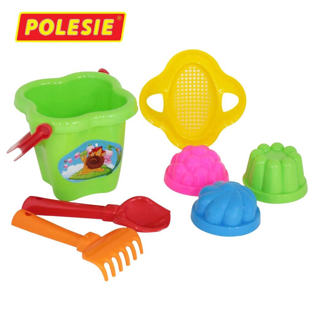 [Mã TOY0D giảm 15K đơn bất kỳ] Bộ đồ chơi dụng cụ làm vườn Số 21 – Polesie Toys