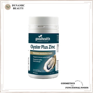[Hàng chuẩn Úc] Tinh chất hàu Goodhealth oyster plus zinC tăng cường sinh lý nam 60 viên của Úc thumbnail