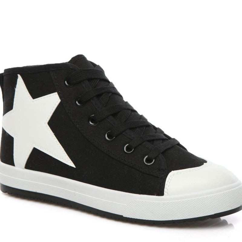 Giày Sneaker Thời Trang Nữ Erosska GN007 (Đen)