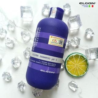 Dầu Gội Tím Elgon Khử Vàng Giữ Màu Cho Nền Tóc Sáng - Silver Shampoo thumbnail