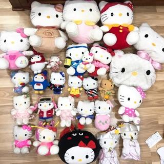 Lô 26 gấu bông Kitty