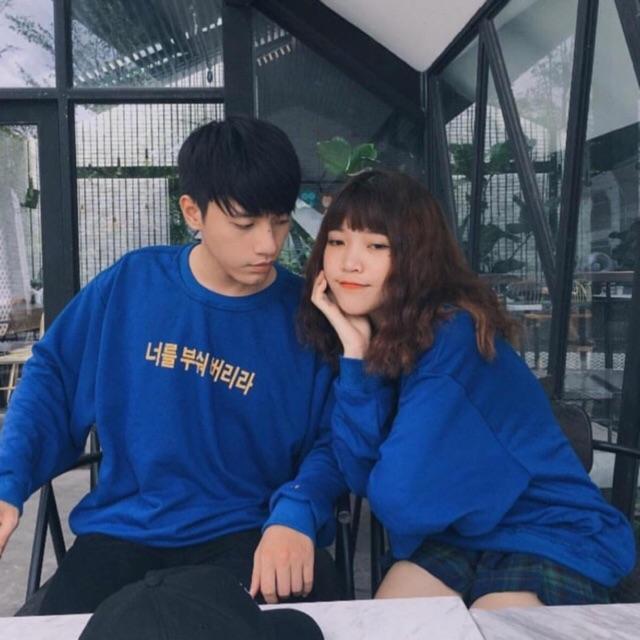 Áo sweater Hàn Quốc Saran