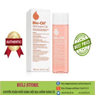 Tinh dầu trị rạn, nứt và sẹo Bio Oil 60ml 125ml 200ml thumbnail