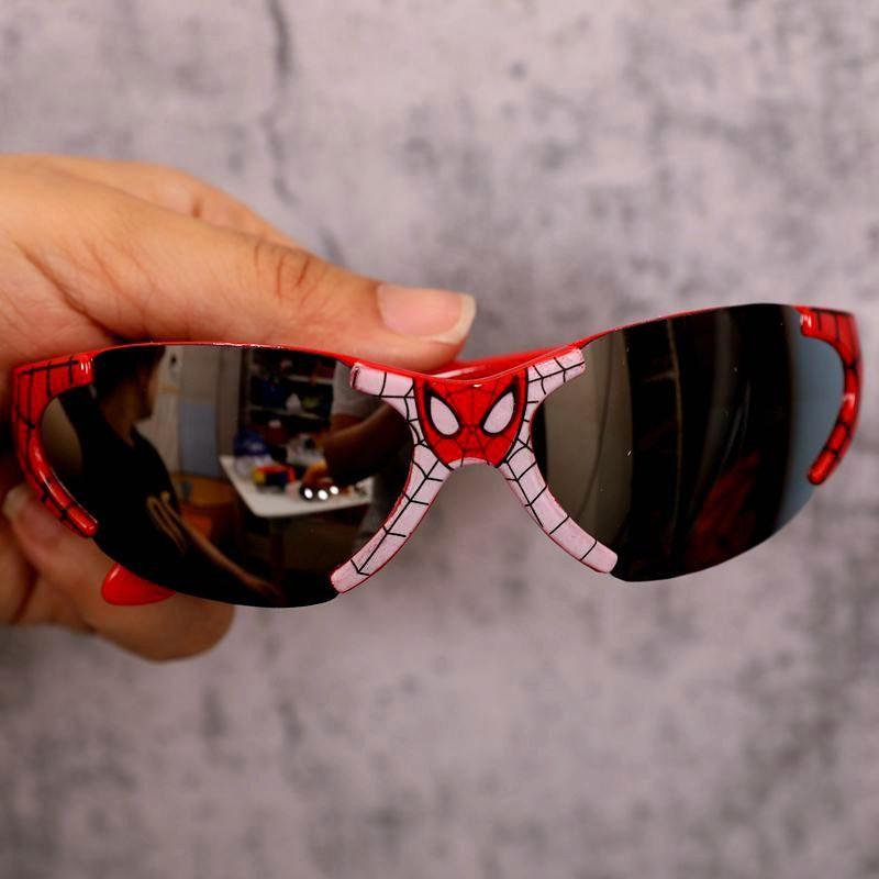 Children s Sunglasses Sunglasses UV Protection Glasses Korean Style Boys and Girls Cartoon Fashion Sunscreen All-match