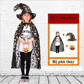 Bộ đồ hóa trang phù thủy cho bé COS-phù thủy