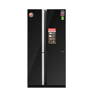 Tủ lạnh 4 cửa Sharp Inverter 626 lít SJ-FX688VG-BK | SJ-FX688VG-RD (Hàng chính hãng, bảo hành 12 tháng)