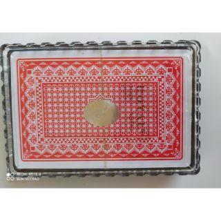 Bộ bài tây bằng nhựa dẽo royal kích thước chuẩn