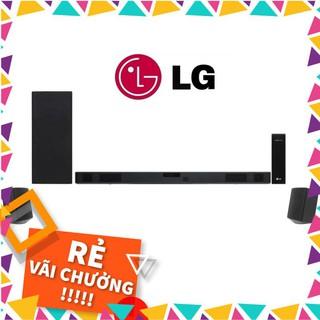 Dàn âm thanh Soundbar LG SN5R 4.1 CH, Công suất 520W rẻ nhất