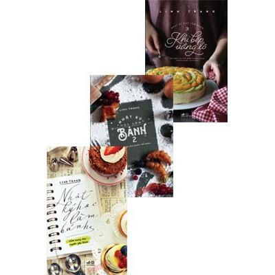 Sách Combo Nhật Ký Học Làm Bánh (Bộ 3 Cuốn)