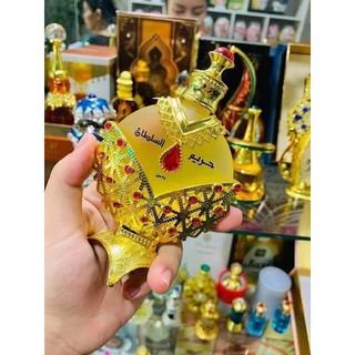 Tinh dầu nước hoa DuBai Nữ hoàng đỏ ( công chúa vàng)❣️❣️