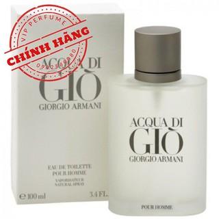 Nước hoa nam chính hãng Giorgio Armani Acqua Di Gio EDT 100ml thumbnail
