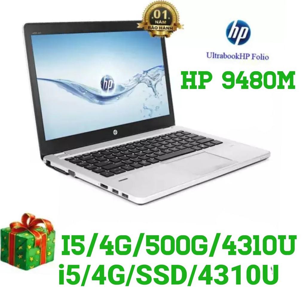 Laptop HP Elitebook 9480M máy nhập MỸ siêu đẹp, siêu mỏng thích hợp với mọi công việc bạn cần