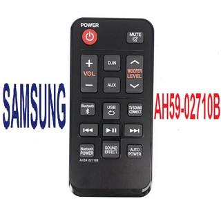 Remote soundbar SAMSUNG AH59-02710B – Remote điều khiển loa thanh SAMSUNG AH59-02710A AH59-02615F