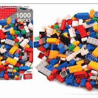 Hàng mới Bộ Lego 1000 đắt 8528 (hộp vàng)