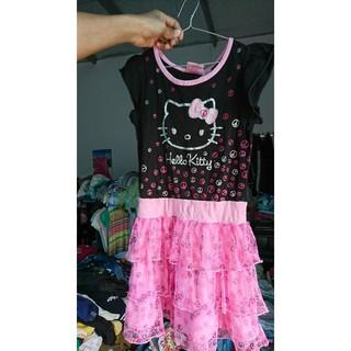 Váy xòe xếp tầng cho bé(tranmai)