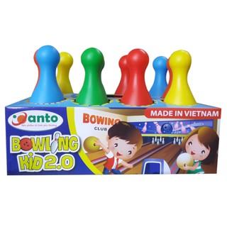 Bộ bóng Bowling kid 2.0 Anto25