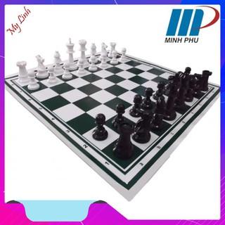 Bộ cờ vua quốc tế cỡ vừa chất lượng nhất [HÀNG SIÊU CHẤT LƯỢNG]