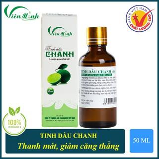 Tinh Dầu Chanh Viên Minh 10ml – 50ml
