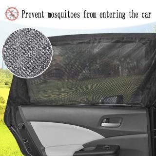4 Tấm Lưới Chống Muỗi Cho Cửa Sổ Xe Hơi