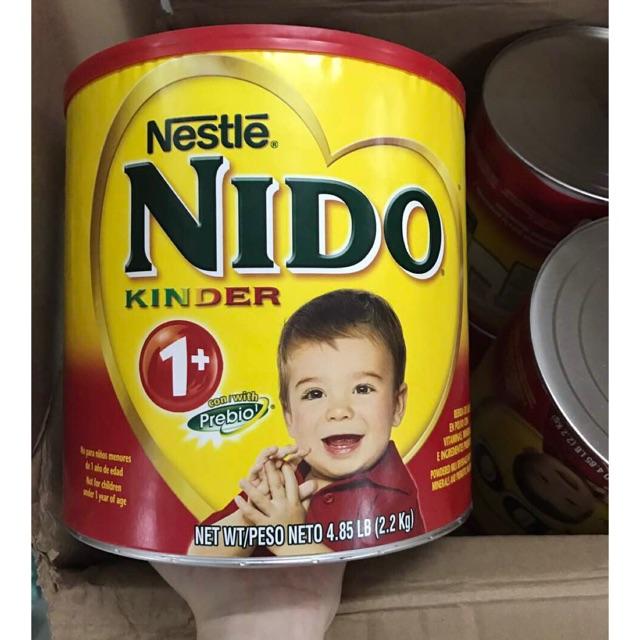 Sữa Nido 1+ nắp đỏ 2.2kg chống táo bón - 2468821 , 346041264 , 322_346041264 , 730000 , Sua-Nido-1-nap-do-2.2kg-chong-tao-bon-322_346041264 , shopee.vn , Sữa Nido 1+ nắp đỏ 2.2kg chống táo bón