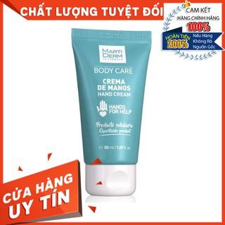 [HÀNG NHẬP KHẨU] Kem Dưỡng Da Tay Thoáng Mịn Martiderm Body Care Hand Cream (50ml)