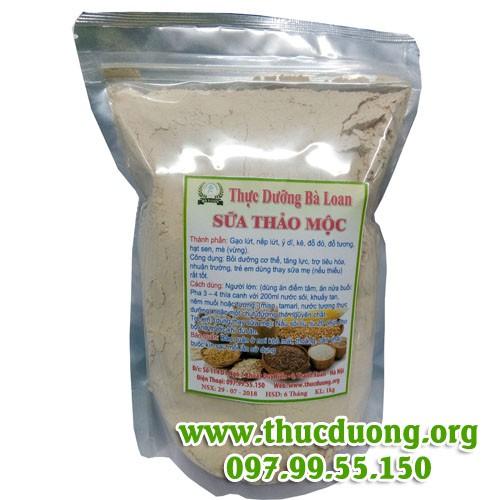 Sữa thảo mộc thực dưỡng 1kg Sữa thảo mộc thực dưỡng 1kg