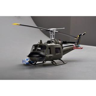 Mô hình máy bay trực thăng UH-1C Cougars 1970s tỉ lệ 1:48