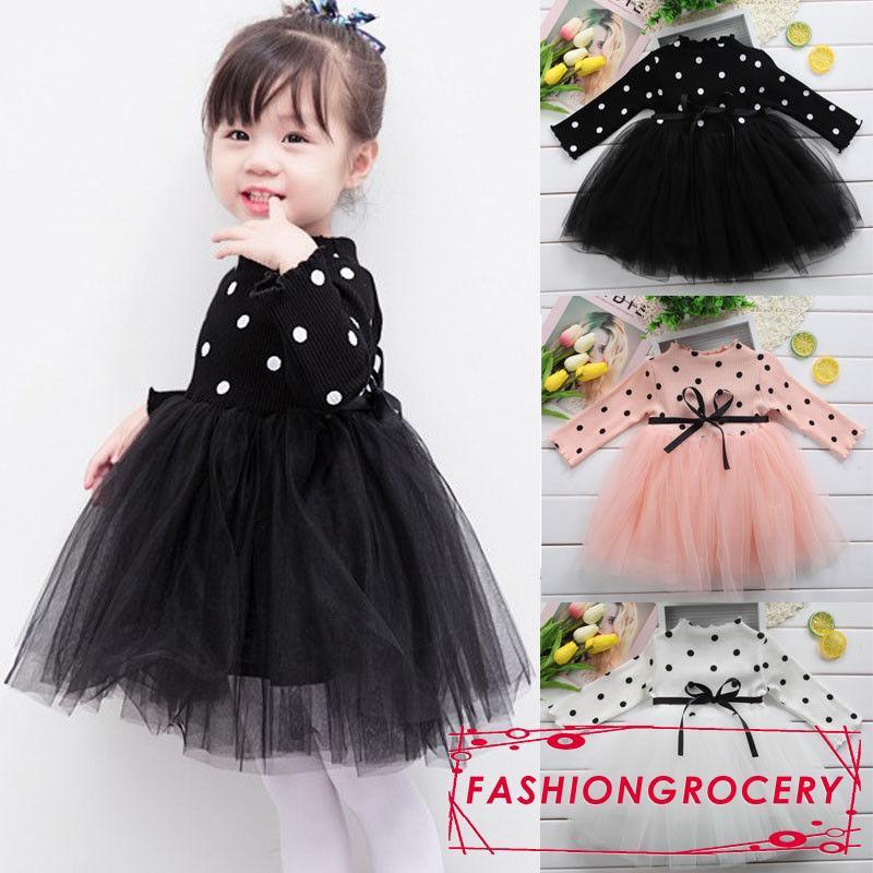 Đầm công chúa chấm bi đáng yêu cho bé gái - 22225007 , 1631772132 , 322_1631772132 , 131400 , Dam-cong-chua-cham-bi-dang-yeu-cho-be-gai-322_1631772132 , shopee.vn , Đầm công chúa chấm bi đáng yêu cho bé gái