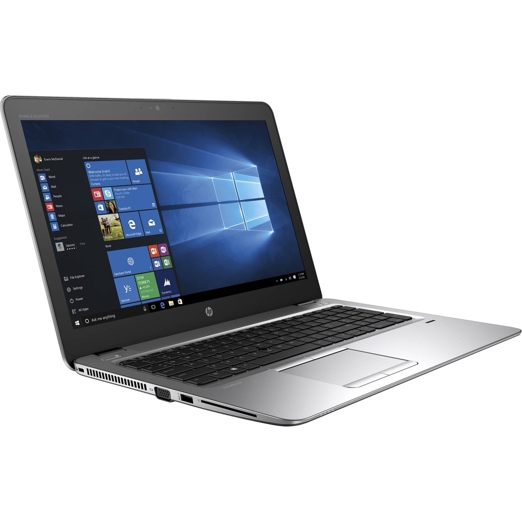 LAPTOP HP EliteBook 850 G3 i7 6600U 8GB 256 SSD 15'6 FULL HD.