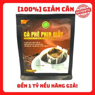 Cafe giảm cân, cà phê phin giấy nalee, giảm mỡ toàn thân, túi hộp 10 gói x 15g thumbnail