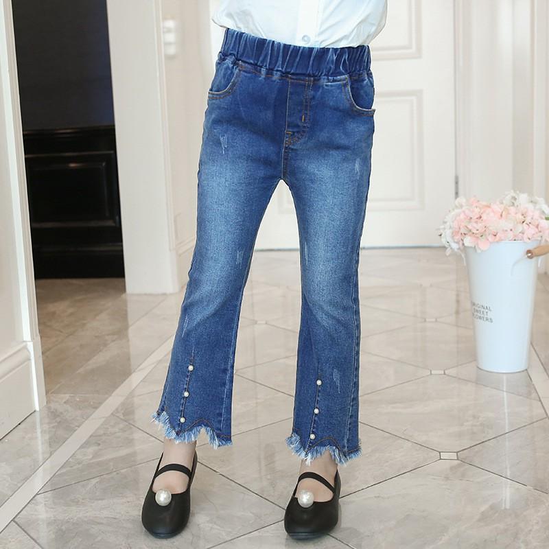 quần jean dài đính ngọc trai cho bé gái - 14846598 , 2591192887 , 322_2591192887 , 312700 , quan-jean-dai-dinh-ngoc-trai-cho-be-gai-322_2591192887 , shopee.vn , quần jean dài đính ngọc trai cho bé gái