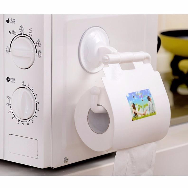 Móc hít treo giấy vệ sinh vrg1384 (giao màu ngẫu nhiên) Vrg1384