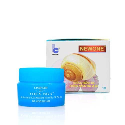 Combo 12 hộp kem dưỡng trắng da chống nắng NewOne New Today 12g