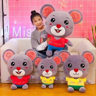 đồ chơi chuột bông dễ thương